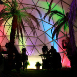event tent for carona - Pacific Domes Domed Event Tents