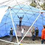 Portable Emergency Shelters by Pacific Domes of Oregon