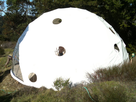 Dome Home by Pacific Domes