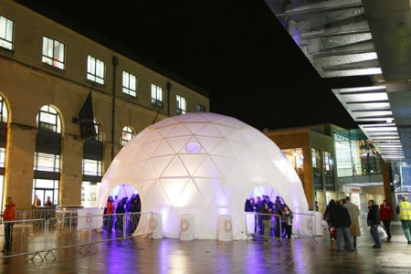 event dome tent rental - pacific domes of oregon