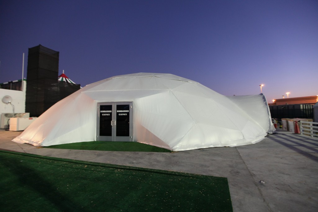 Geodesic Projection Theaters - Domed Projeciton Theater