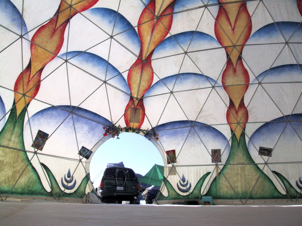 Burning Man Dome Tent - Geodome Tents for Sale