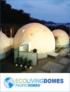 Pacific Domes - Eco Living Domes Brochure