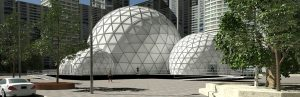 Pacific Domes - 3D Concept Domes