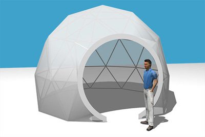 Pacific Domes - 16ft Event Dome