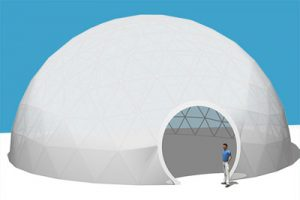 Pacific Domes - 60ft Event Dome