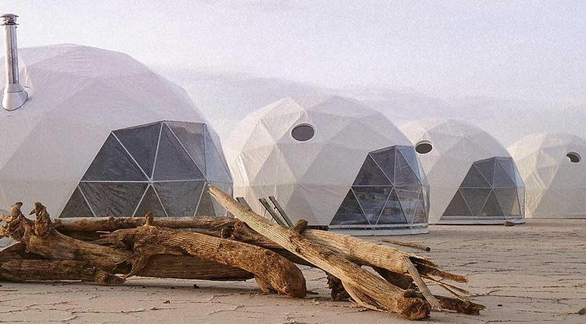 Amazing Escapes Resort Pod Domes Pacific Domes