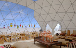 Amzaing Escapes Glamping Domes