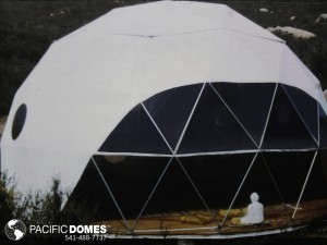 Pacific Domes history - First Dome Tent