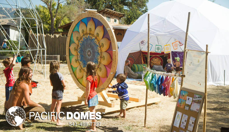 Pacific Domes Play It Forward
