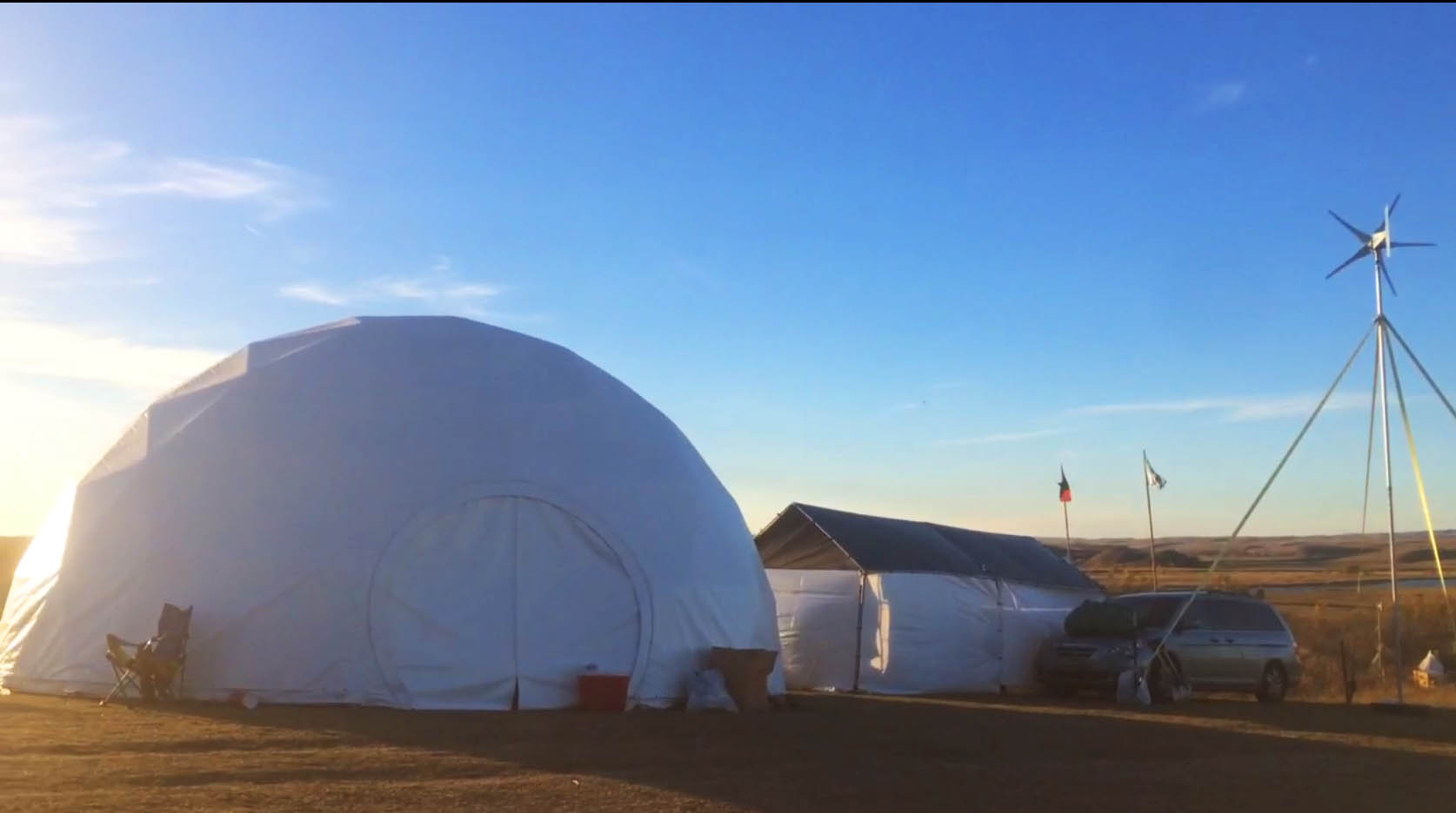 Standing Rock-30'-Pacific Domes