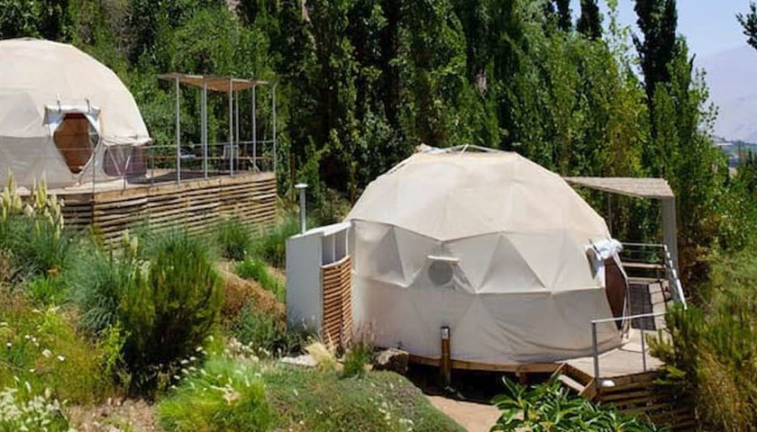Adventure Glamping-Pacific Domes