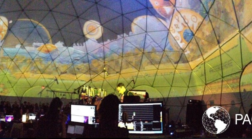 Baycrest Projection Pacific Domes