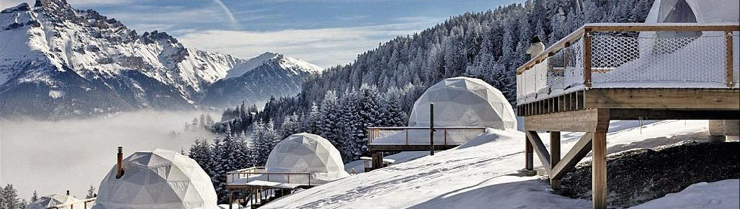 Best Glamping-Pacific Domes