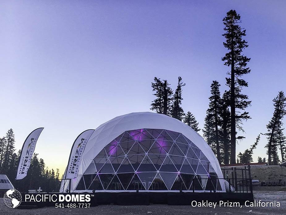 Oakley-Mammoth-Pacific Domes