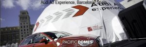 Audi A3 Sportsback Pacific Domes