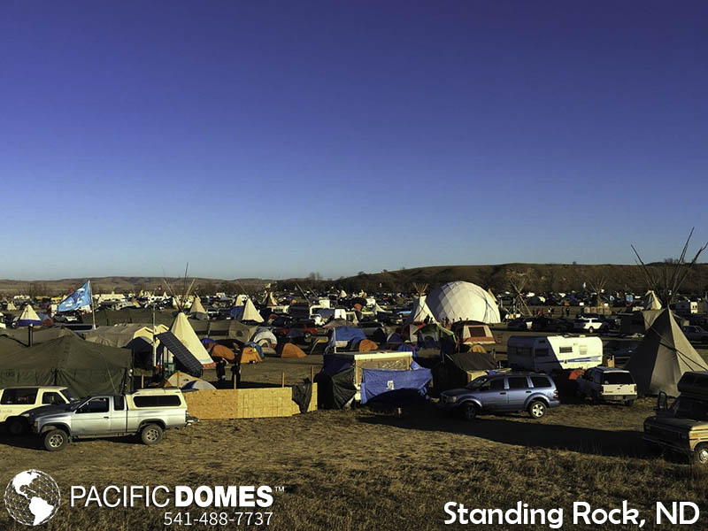 Standing Rock Pacific Domes-Pacifc Domes
