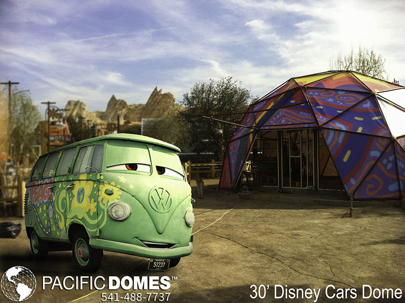 30' Disney Dome-Pacific Domes