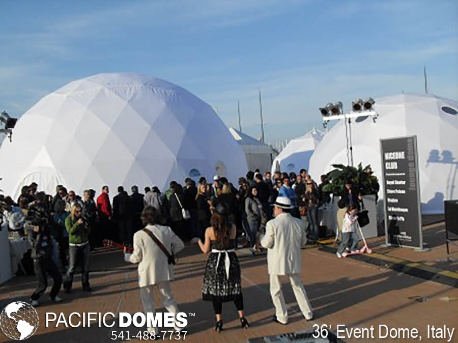 36' Event Dome-Italy-Pacific Domes 2