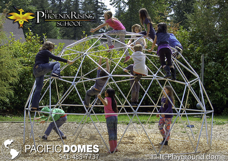 Geo dome greenhouses eco classrooms pacific domes - The geodesic dome in connecticut call of earth ...