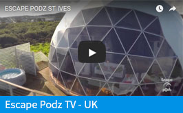 Escape Podz Dome Video