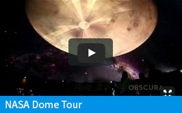 nasa-dome-tour-video