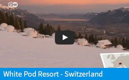 white-pod-resort-domes-video