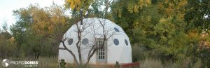 Alternative Housing Pacific Domes