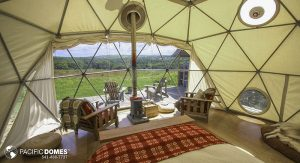 FForest Dome Home - Pacific Domes