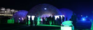 Host Corporate Holiday Parties with the Magic of 360° Immersion