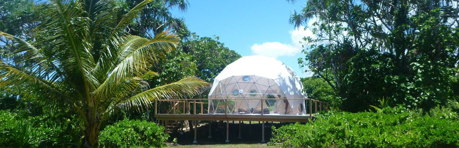 Pacific Domes - Dome Home