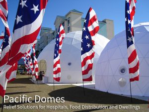 Pacific Domes - Relief Solutions
