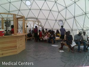 Pacific Domes - Medical Centers