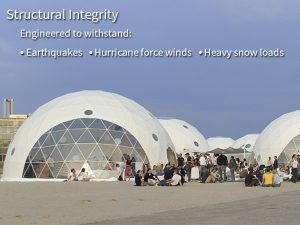 Pacific Domes - Structure Integrity