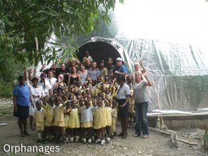 Pacific Domes - Relieif Orphanages