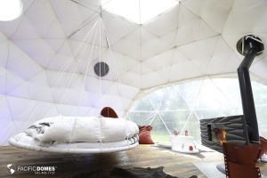 Floating Bed-Pacirfic Domes