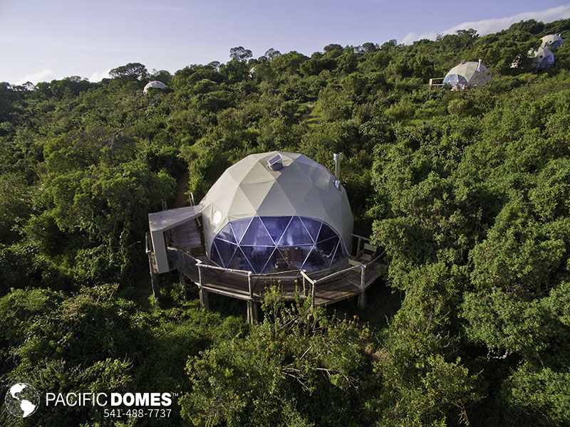eco dome lodge, dome camp, eco-conscious