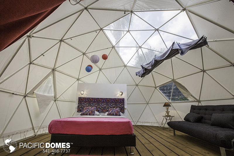 outdoor bubble tent, bubble dome tent