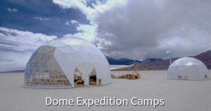 Dome Expedition Camps