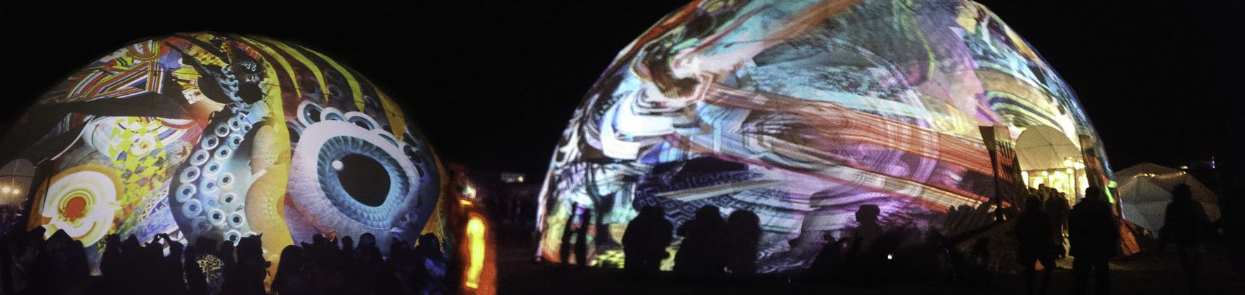 illumination pacific domes glow party awesome festival