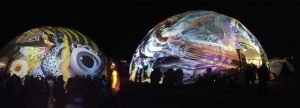 Ultimate Festival Magic: The Show Begins with Illumination Domes