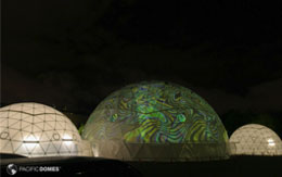 Pacific Domes Projection Domes