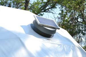 Pacific Domes - Solar Fans