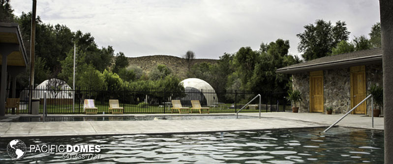 hot springs dome, pacific domes