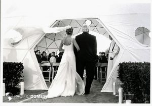 Teasure Island Wedding-Pacific Domes 2