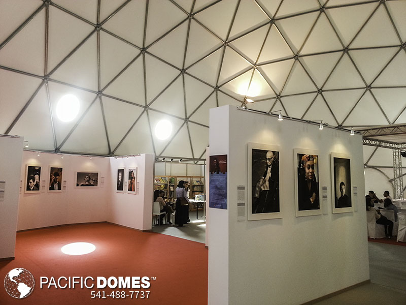 geodesic dome rental