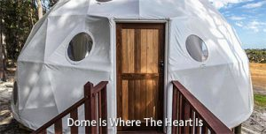 Dome Is Where The Heart Is Newsletter