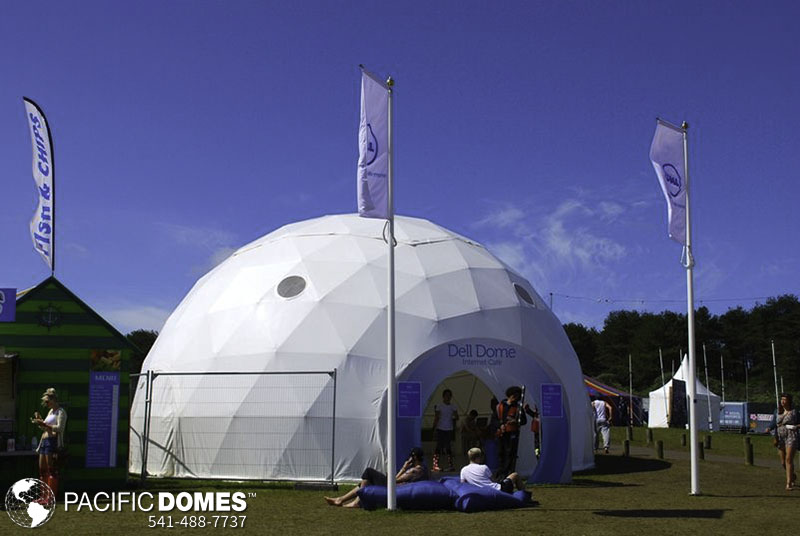The Many Uses for Rent-a-Domes You have the perfect venue but you need the right space to accommodate your guests or audience. A domeu0027s design is perfect ... & For An Awesome Event Rent-A-Dome - Pacific Domes