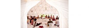 sound healing dome-pacific domes