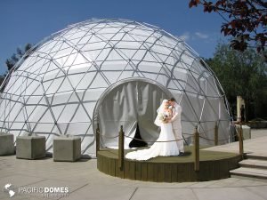 weddings-pacific domes